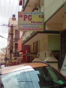 pg in bangalore