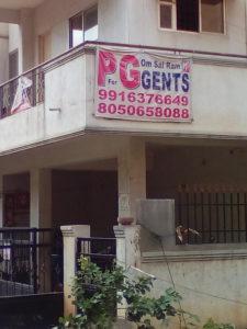 pg in bangalore