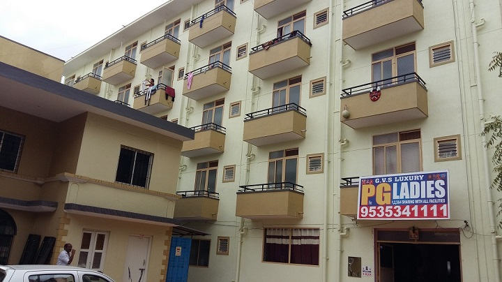 pg near kundalahalli