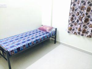 single room pg in adugodi bangalore